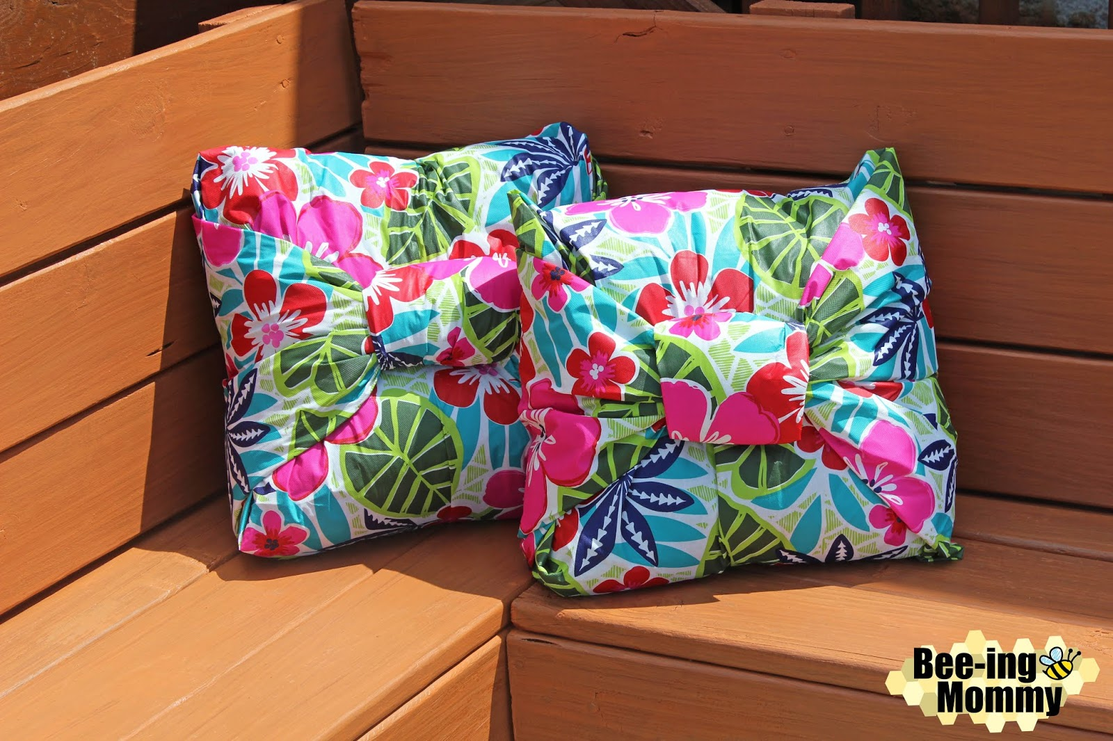 no sew outdoor pillows