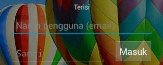 Lupa Pola di Smartphone Android