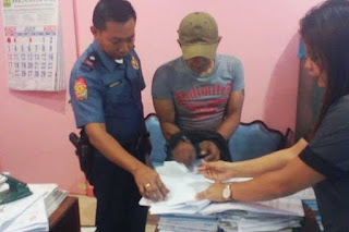 AWOL PO3 Arrested in a Buy Bust Operation in Negros Occidental