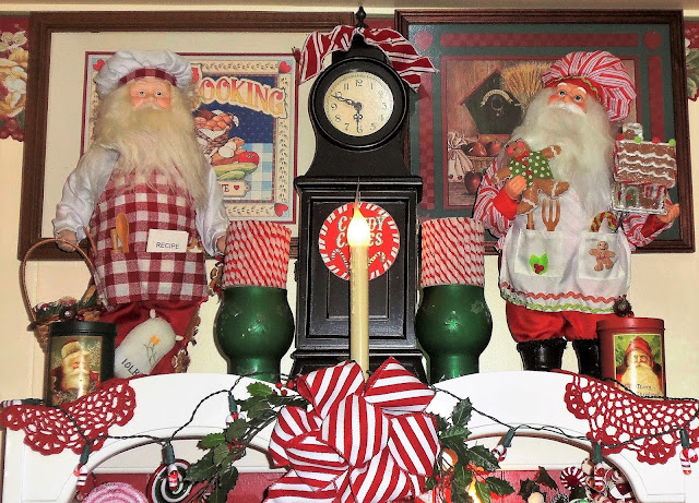 A Debbie Dabble Christmas Christmas Candy Kitchen Part 1
