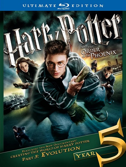 Harry Potter and the Order of the Phoenix (Harry Potter y la Orden del Fénix) (2007) 1080p BluRay REMUX 20GB mkv Dual Audio PCM 5.1 ch