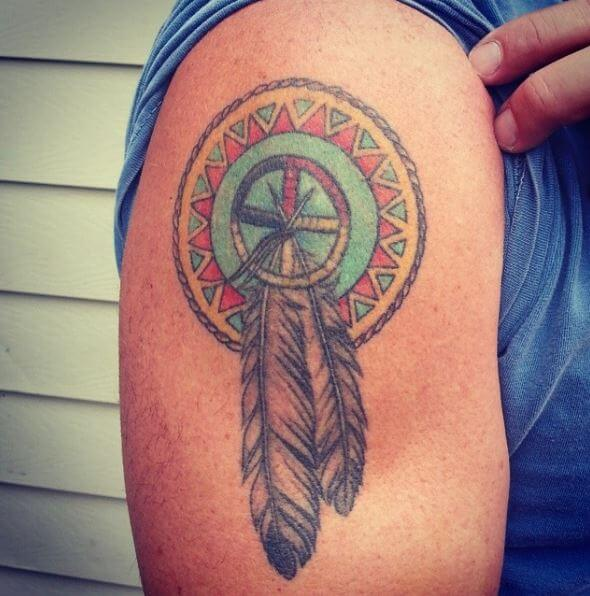 50 Traditional Native American Tattoos With Meaning 2018