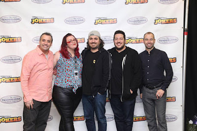 REVIEW: Impractical Jokers - Barclaycard Arena - 13th January 2017.