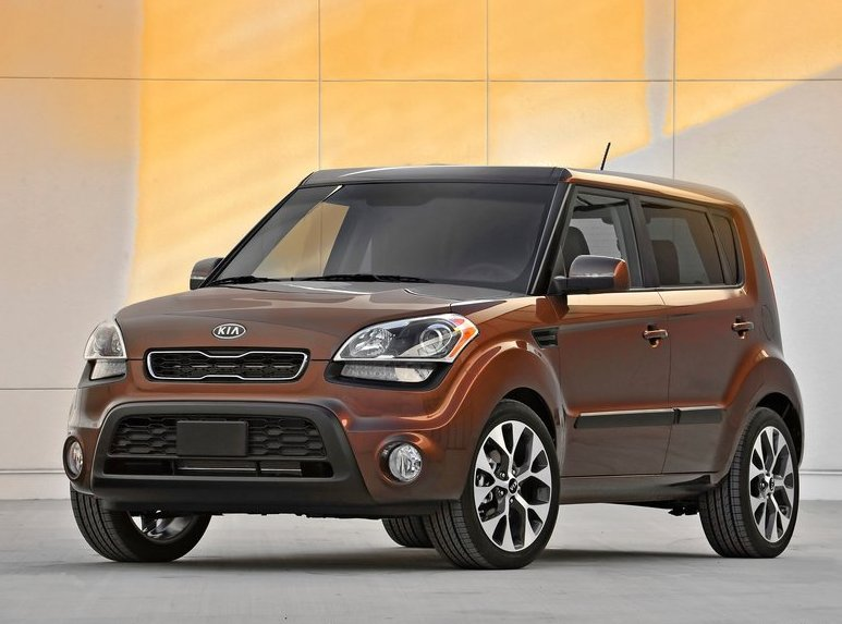 Kia soul 2012 - Hot Wheels Cars News