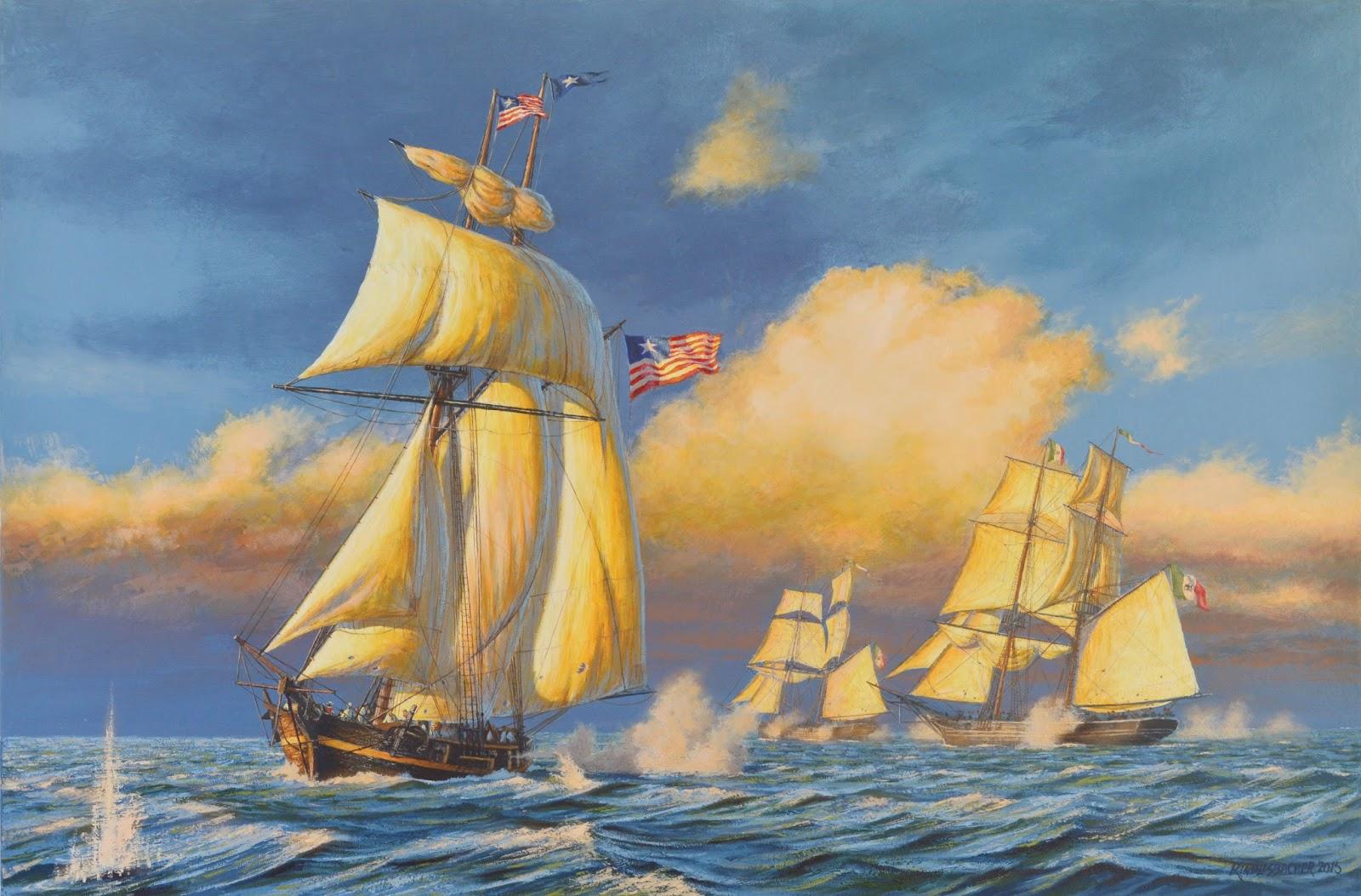 Texas navy