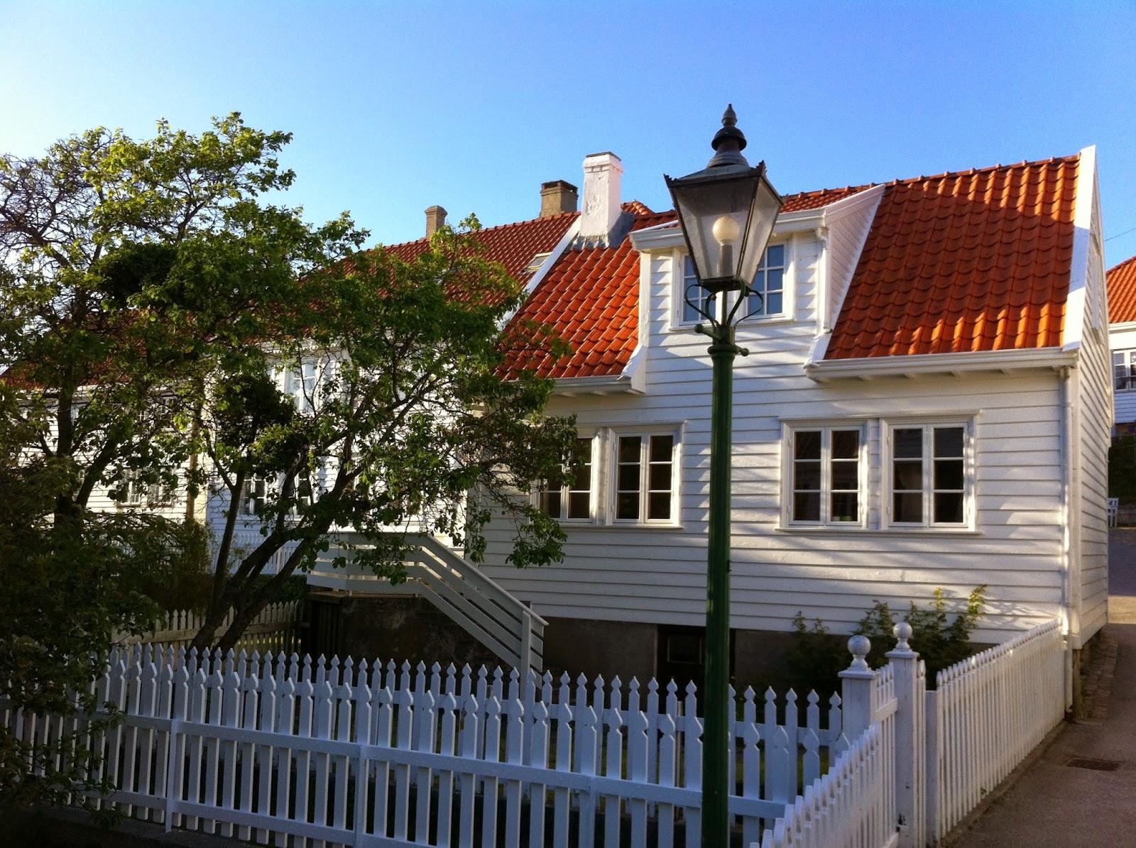 Opprinnelig Det gode liv i Skudeneshavn: Lev landlig - i vakre Skudeneshavn RH-73