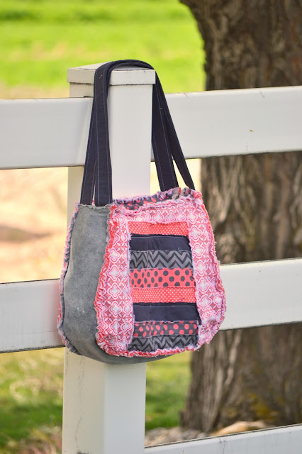 Lexi-Lour Rag Purse Pattern