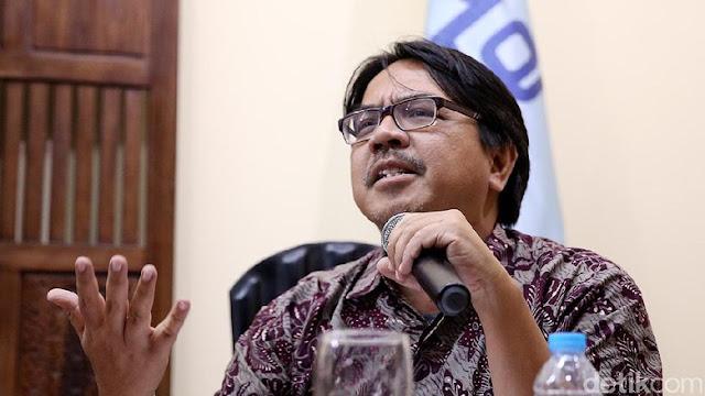 Kembali Berulah, Ade Armando Fitnah Zakir Naik Islamkan Orang dengan Membayar 10 Juta