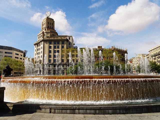 Barcelona zwiedzanie