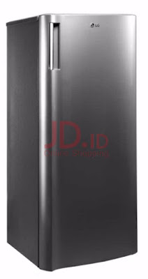 Review LG Freezer GN-INV304SL-Silver
