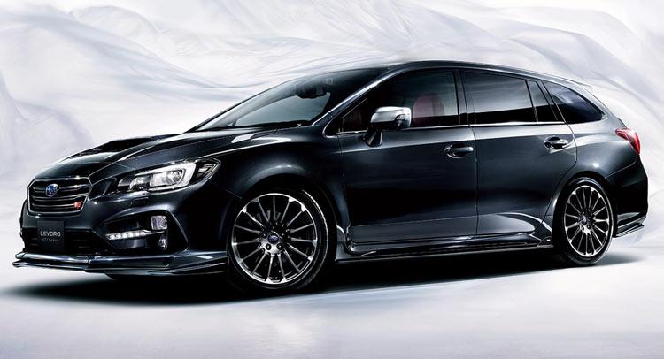 New Car Break In Subaru