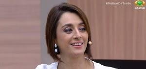 Catia Fonseca ganha novo programa na Band em 2019