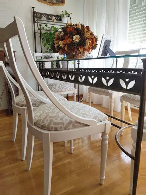 sillas-pintadas-pintura-spray-tapizadas