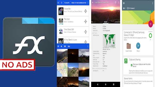 عودة تطبيق FXFileExplorer على متجر جوجل بلاي