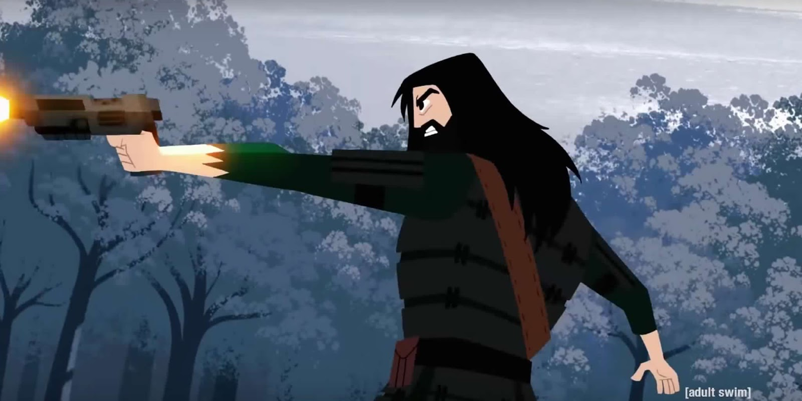Samurai Jack New Promo Clip Fills Us In On What Happened Since We Last Saw Jack 13years Ago!