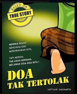 Buku Doa Tak tertolak tetralogi buku saptuari sugiharto