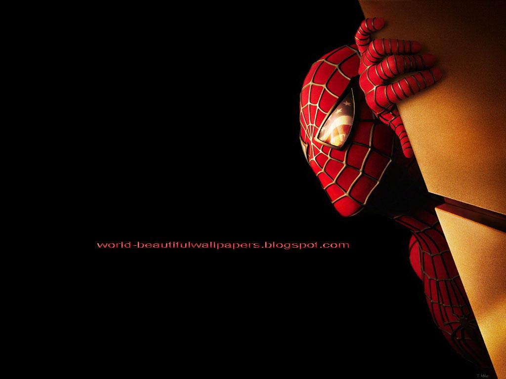 Spiderman Full Hd Wallpaper