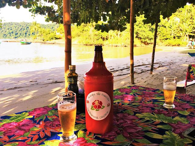 Hummmmm cerveja - Quiosque São Francisco, Praia Grande