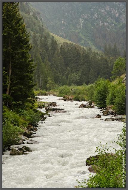 Valle de Stubai (Austria)