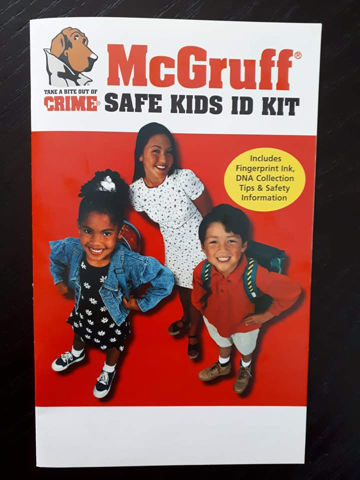 Ccf canada march 2018 there has been some discussion about the free mcgruff child safe kit offer that has been posted all over the internet i myself applied for 5 of the free solutioingenieria Gallery