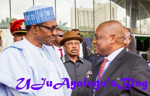 2019 Election: Orji Kalu Backs Buhari's Second Term Bid, Declares Interest In Senate