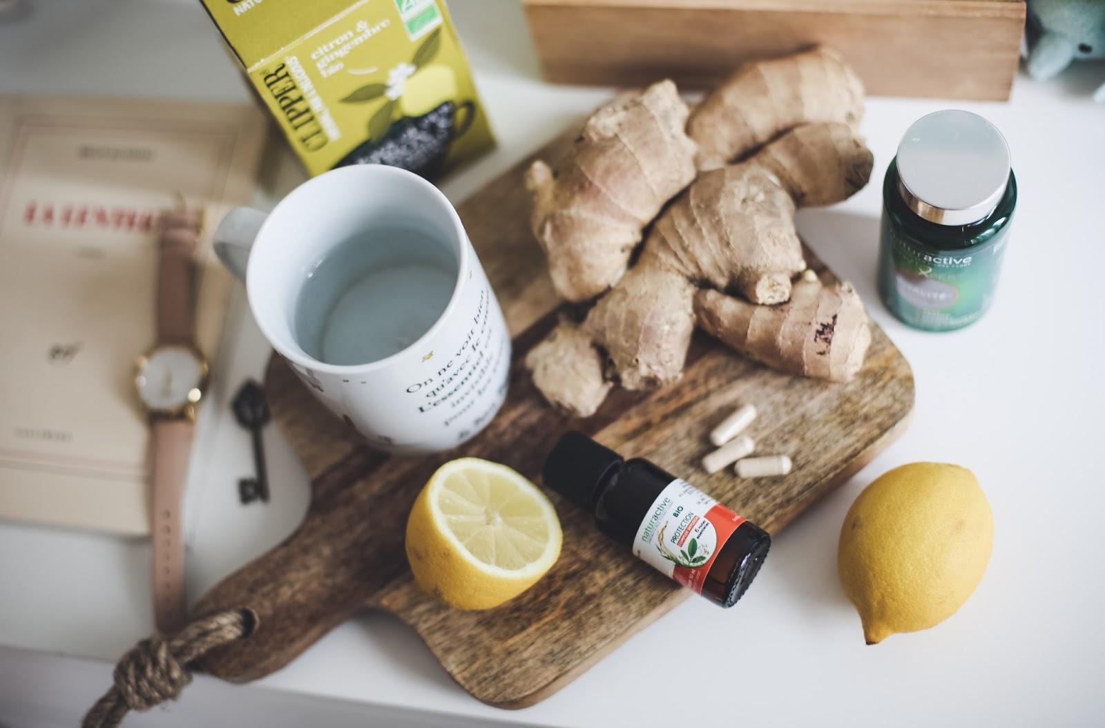huiles essentielles pour éviter le rhume