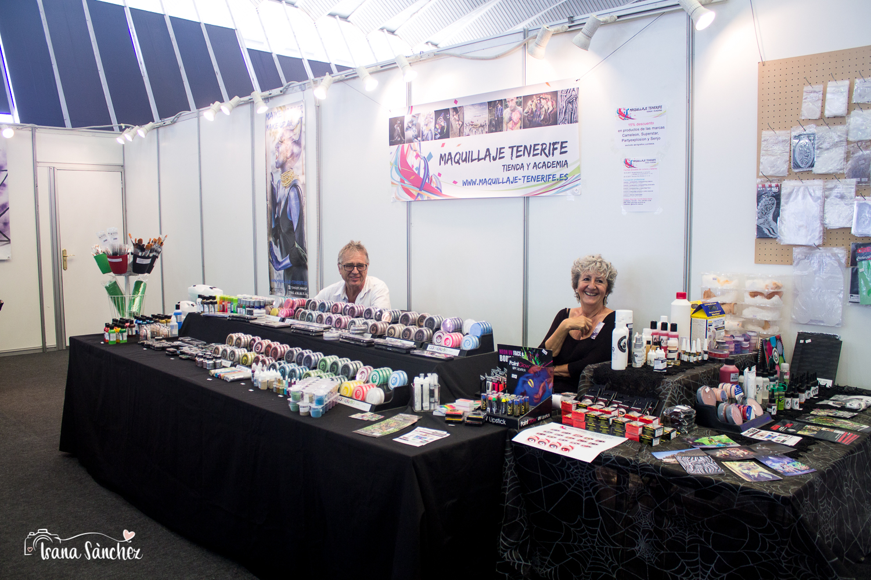 Visita a la Feria de Stética y Peluquería 2017 en el Recinto Ferial de Tenerife