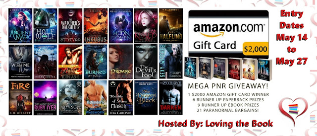 {Giveaway} Paranormal Romance and Urban Fantasy Book Pack