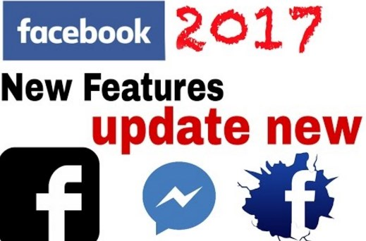 Facebook 2017 new features