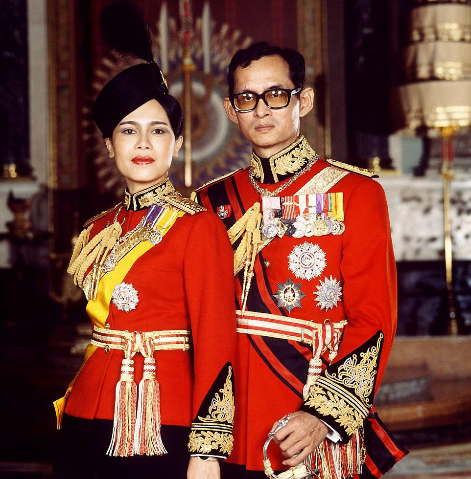 Royal Family Around the World Thailands King Bhumibol