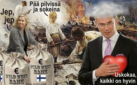 Illuminati Suomessa