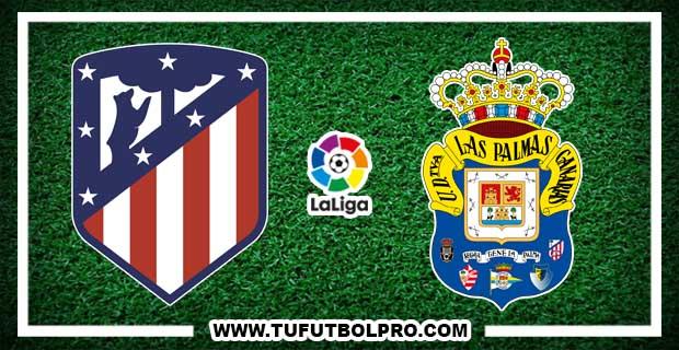 Ver Atlético Madrid vs Las Palmas EN VIVO Por Internet Hoy 28 de Enero de 2018