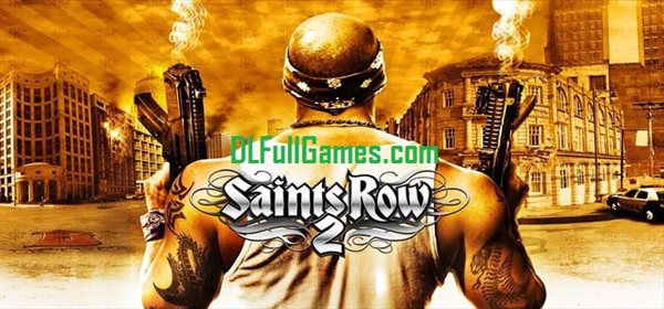 Saints Row 2 Complete Edition Repack Free Download PC Game