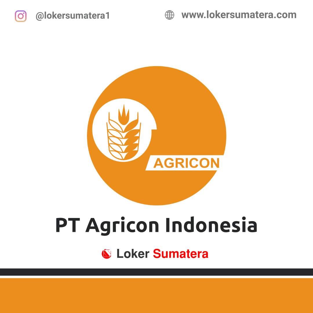 Lowongan Kerja Tapanuli Utara: PT Agricon Indonesia (ACI) September 2020