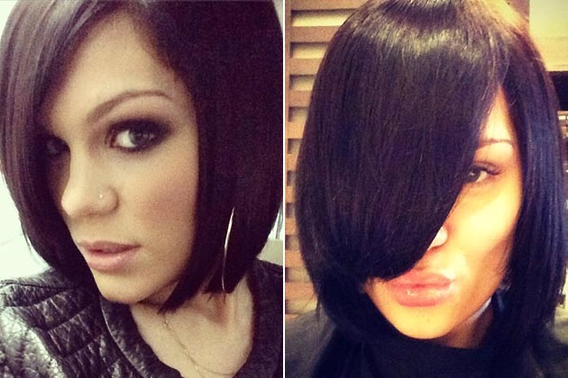 Jessie J Hairstyle: Fashion And The City: Jessie J Got A New Haircut