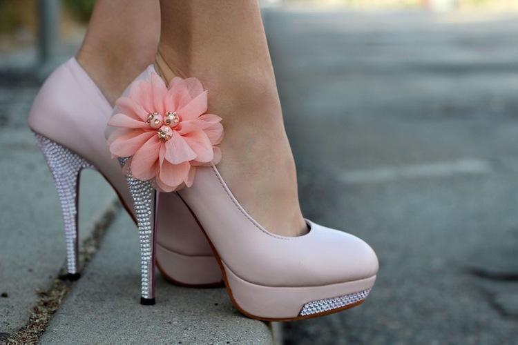93ebb975d54f Cheap Pink Heels - Js Heel