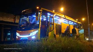 Bus Pariwisata Jogja Tujuan Bekasi
