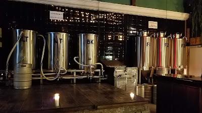 brewery in Antigua Guatemala