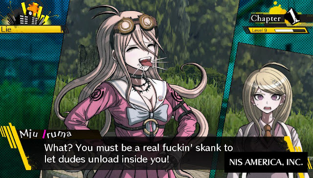 Danganronpa game review