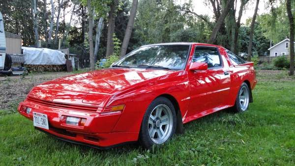 Chrysler conquest craigslist