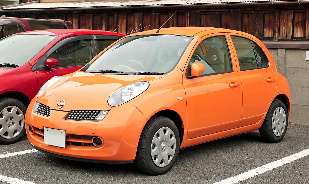 Mobil Nissan: Hargamobilterbaru: Harga Nissan March Ato Nissan Micra