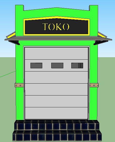 Desain Toko Kecil Depan Rumah : desain, kecil, depan, rumah, Desain, Rumah, Indonesia:, Kecil, Depan