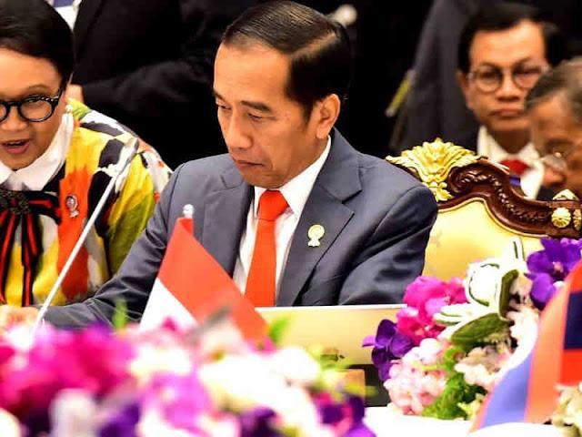 Jokowi Harap Generasi Muda ASEAN dapat Berinovasi dan Jadi Agen Perdamaian