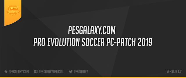 PES 2019 PESGalaxy Patch 1.01