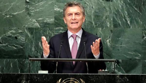 """Macri elogió ante la ONU la """"reducción"""" de la pobreza"""