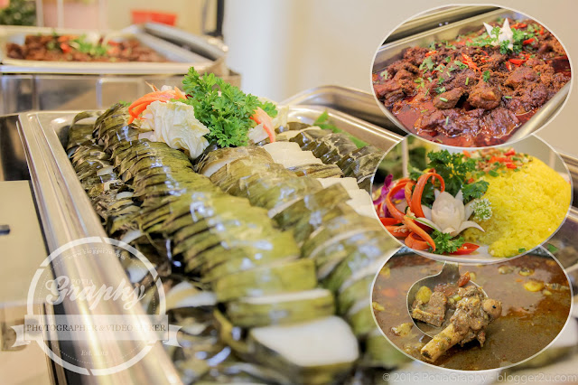 Buffet Ramadan Bangi Golf Resort Restoran