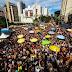 Folião morre em briga após vomitar no pé de mulher durante o Carnaval de MG