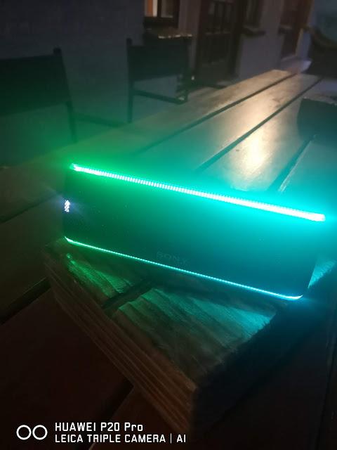 #TheLifesWayReviews @SonyElectronics SRS-XB31 #Bluetooth #Speakers #HelloSonyZA