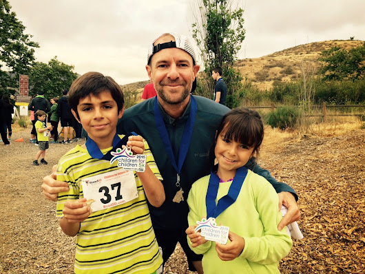What My 10-Year-Old Taught Me About Racing