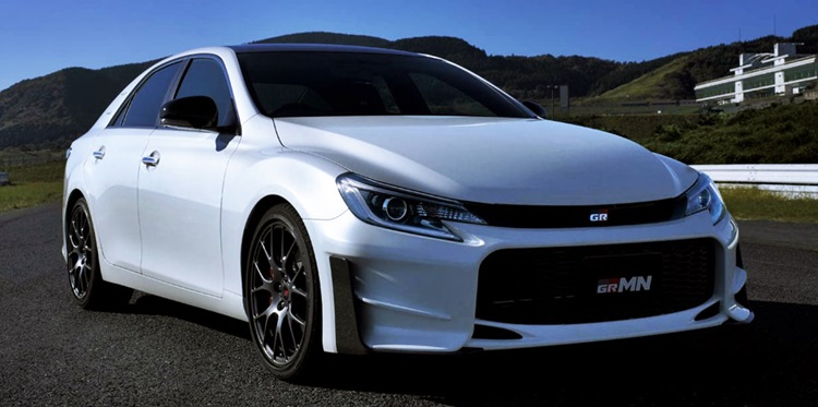 Toyota Mark X 2019 Review and Engine Specs